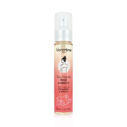 Strawberry & apricot Fresh fragrance 50mL : free-alcohol perfume