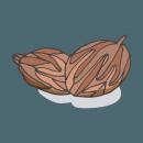 Blancrème - Crème bain douche Noix de coco 2