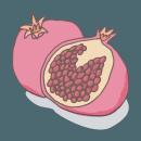 Blancrème - Crème corps - Soufflée Fraise & grenade 2
