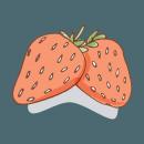 Blancrème - Crème corps - Soufflée Fraise & grenade 3