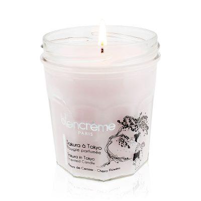 Bougie parfumée fleurs de cerisier 140g