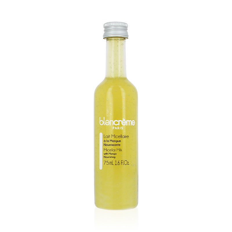 Démaquillant lait micellaire mangue 75mL