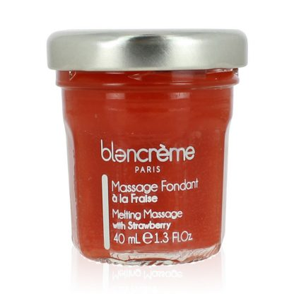 Massage fondant fraise 40mL