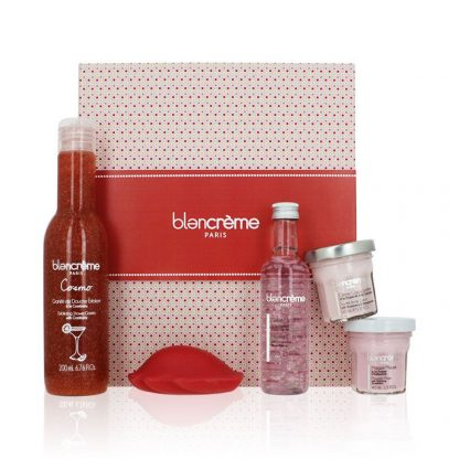Coffret soin cosmo fraise