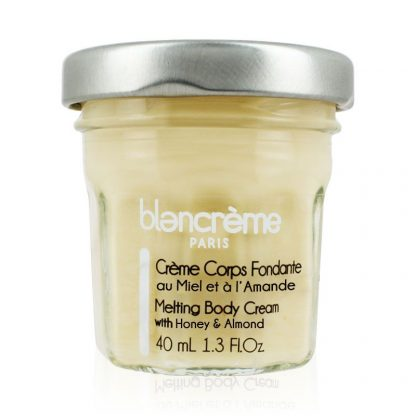 Honey & Almond Melting body cream 40mL