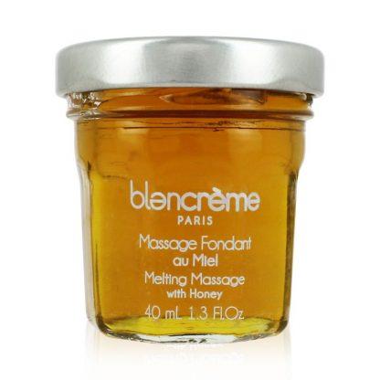 Massage fondant au Miel 40mL : idéal pour massage longue durée, nourrie la peau - fabriqué en France