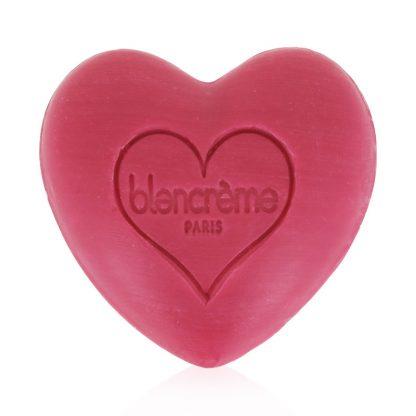 Savon cœur Fruits de la passion 90g : idée cadeau pour l'élu de votre cœur - fabriqué en France
