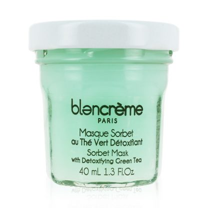 Green tea Face mask 40mL