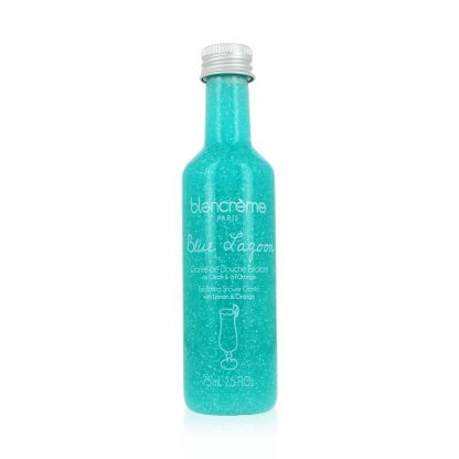 Granité de douche exfoliant Blue lagoon 75mL