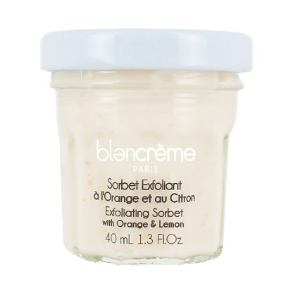 Sorbet exfoliant visage - Orange & citron - 40ml