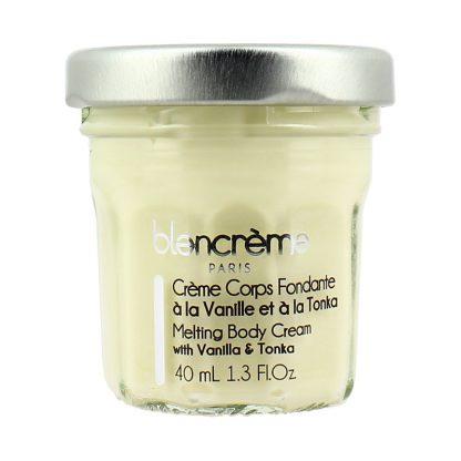 Crème corps fondante - Vanille et tonka - 40ml