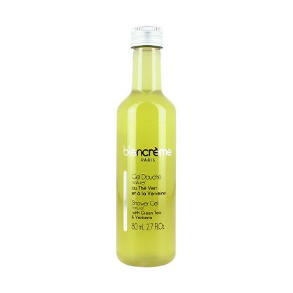 Gel douche naturel - Thé vert et verveine - 80ml