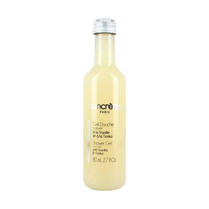 Gel douche naturel - Vanille et tonka - 80ml