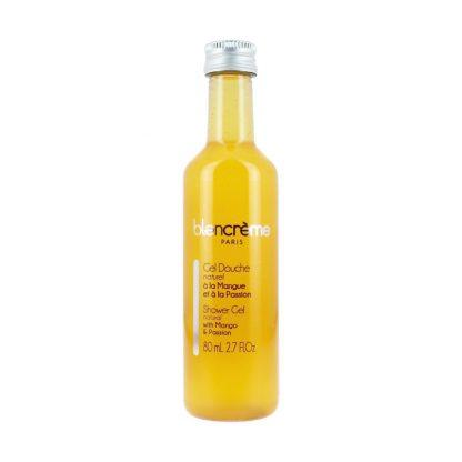 Gel douche naturel - Mangue et passion - 80ml